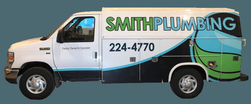 Smith Plumbing service van